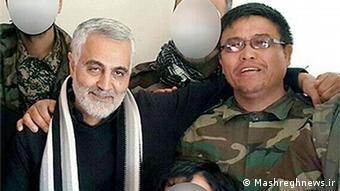 Iran, Fatemion Einheit (Mashreghnews.ir)