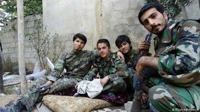 Iran, Fatemion Einheit