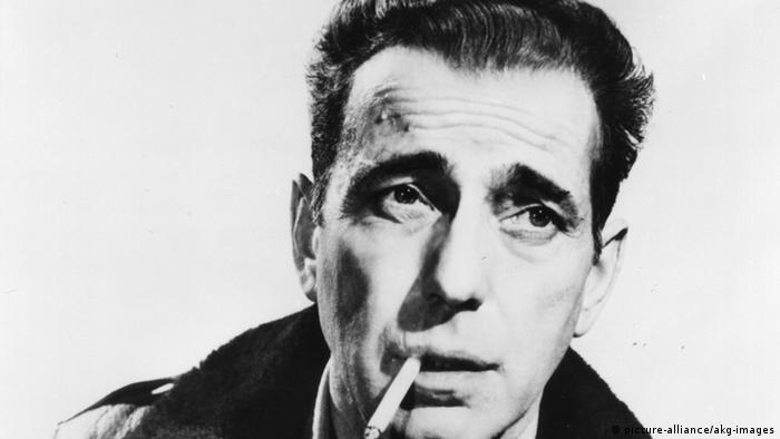 USA Humphrey Bogart in Des Teufels Pilot