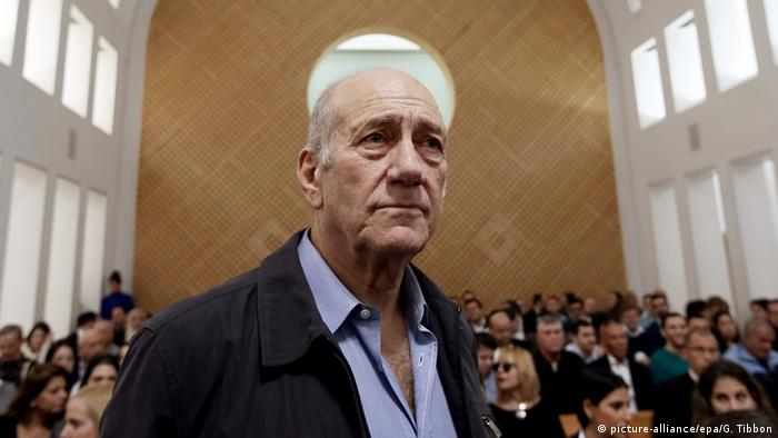 Several Israeli politicians have been dogged by allegations of corruption. Former Israeli Prime Minister Ehud Olmert was sentenced to 18-months in prison in 2016 after being convicted on bribery charges
