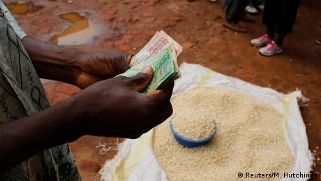Malawi Markt Preissteigerung