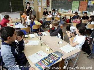 Critics say Germany's educational system is far from egalitarian