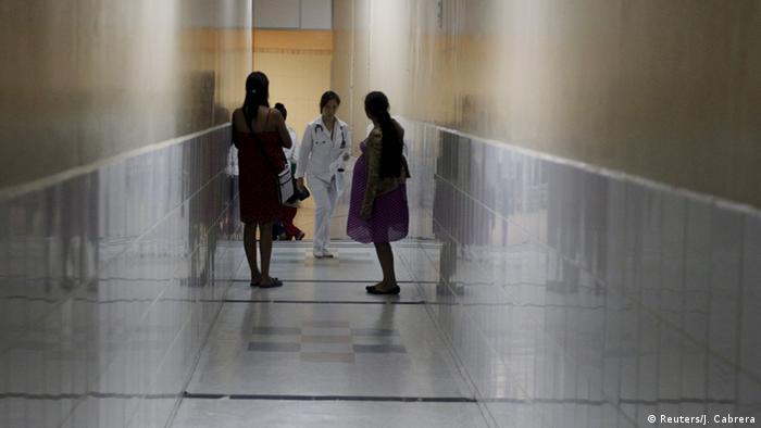 Honduras - Zika Virus - Schwangere Frauen in Tegucigalpa