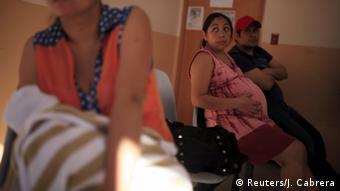 El Salvador - Zika Virus - Schwangere Frauen in San Salvador