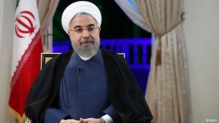 Iran Hassan Rohani TV-Interview