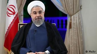 Iran Hassan Rohani TV-Interview (Mehr)