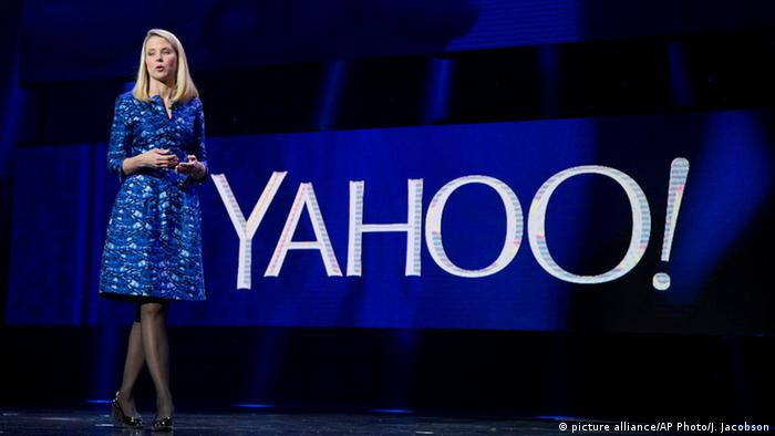 Marissa Mayer (picture alliance/AP Photo/J. Jacobson)