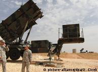 Зенітно-ракетний комплекс Patriot (фото з архіву)