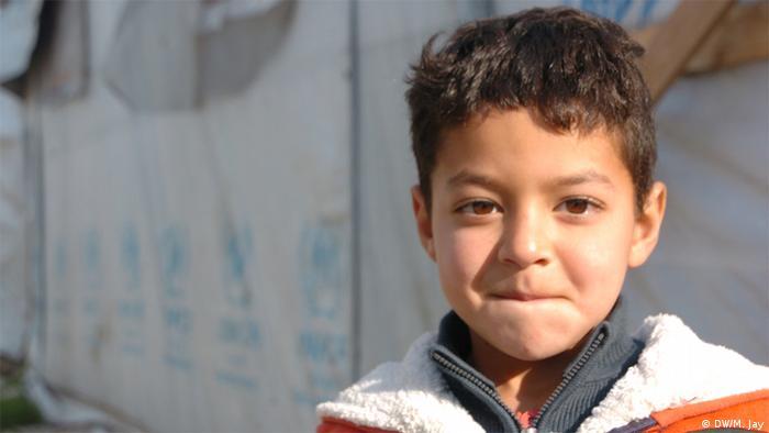 Libanon Flüchtlingslager Zahle