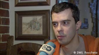 Russland Roman Dobrochotow Journalist