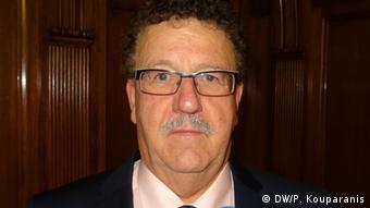 Ο εντεταλμένος της καγκελαρίας για θέματα ελληνογερμανικής συνεργασίας Χανς Γιόαχιμ Φούχτελ