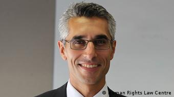 Australien Hugh de Kretser Menschenrechtsexperte