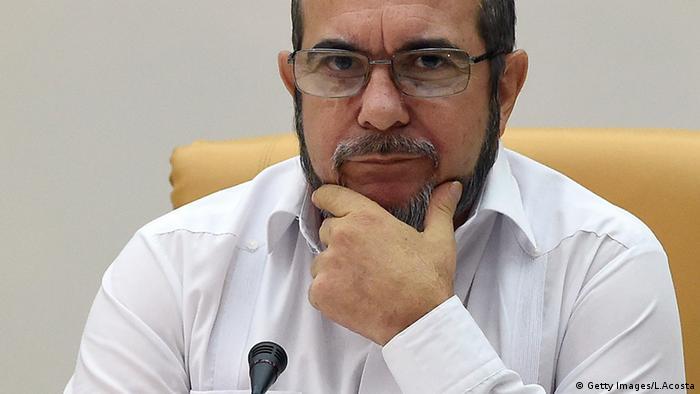 Timoleon Jimenez FARC
