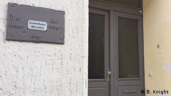 Gästehaus für Obdachlose in Moabit, Berlin