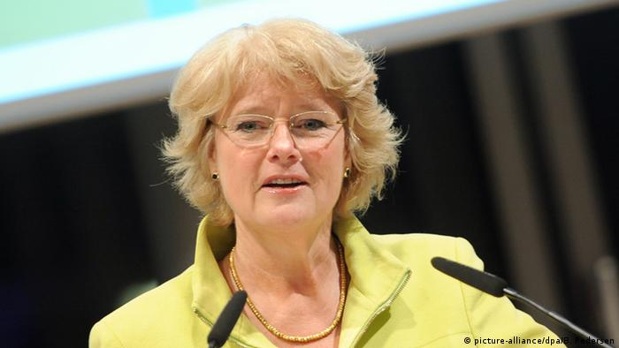 Monika Grütters, Kulturstaatsministerin, Foto: picture-alliance/dpa/B. Pedersen