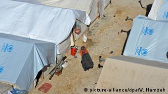 Libanon, syrisches Flüchtlingslager