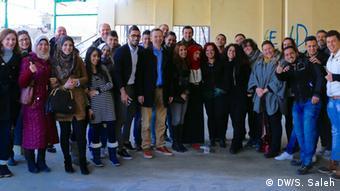 DW Akademie Projekt Shatila Voices