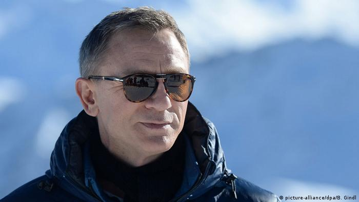 Daniel Craig aktor James Bond 007