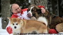 Russland, Wladimir Putin