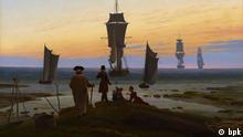 Ausstellung Welten der Romantik Caspar David Friedrich