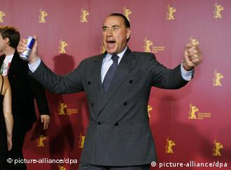 Berlusconi look-alike Maurizio Antonini confounds the public