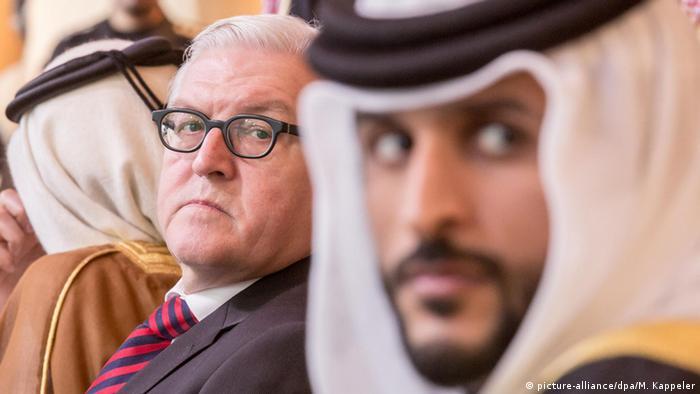 Saudi-Arabien Riad Janadriya-Festival Steinmeier