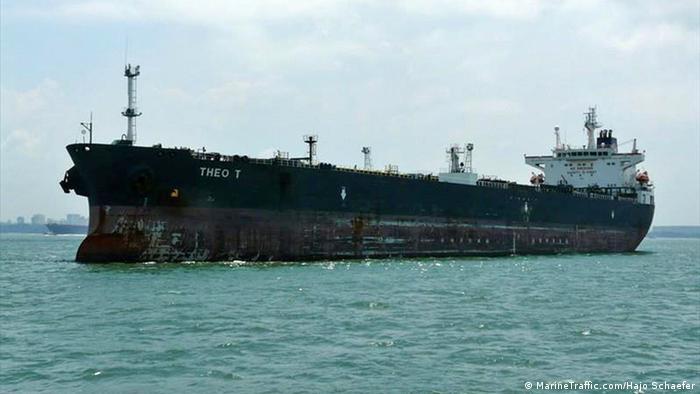 Singapur Tanker Theo T.