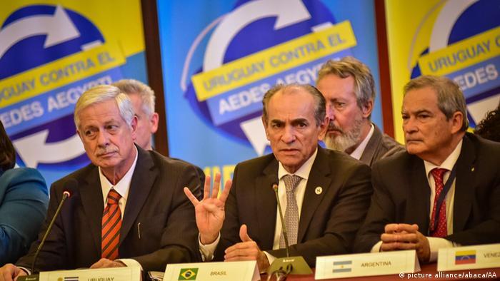 Uruguay Kampf gegen Zika Virus