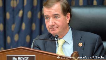 Ed Royce USA (picture-alliance/dpa/R.Sachs)
