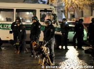 Kriminalne bande među sobom razdijelile berlinske ulice