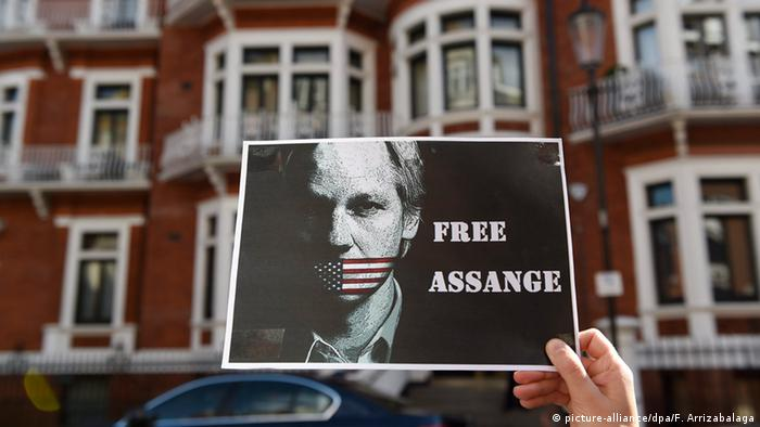 Assange is known for his role as editor-in-chief of Wikileaks