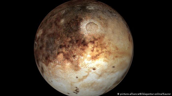 New evidence points to hidden ocean on Pluto