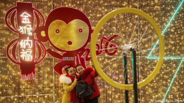 China Frühlingsfest in Beijing