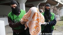Berlin Kreuzberg Islamisten Festnahme Razzia IS