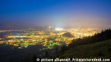 Österreich Salzburg Gaisberg
