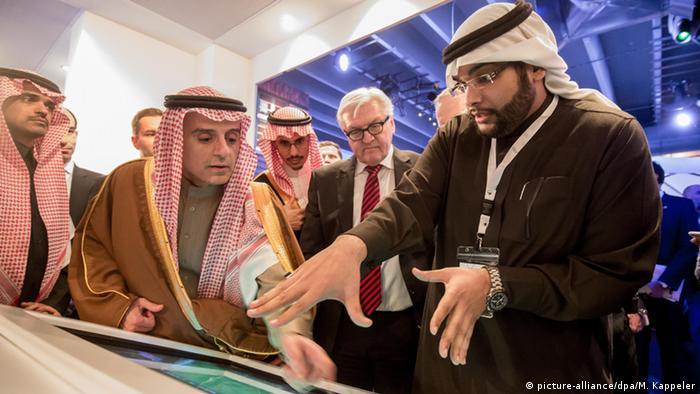 Saudi-Arabien Steinmeier zu Besuch in Riad mit Al-Dschubeir