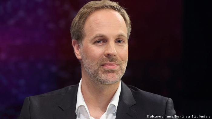 Deutschland Sebastian Fiedler bei Maybrit Illner