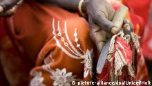 Genitalverstümmelung Messer