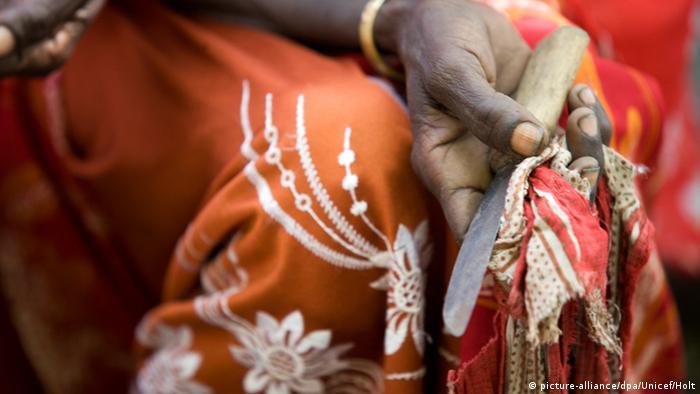 La mutilación genital femenina se sigue practicando en al menos 30 países del mundo.