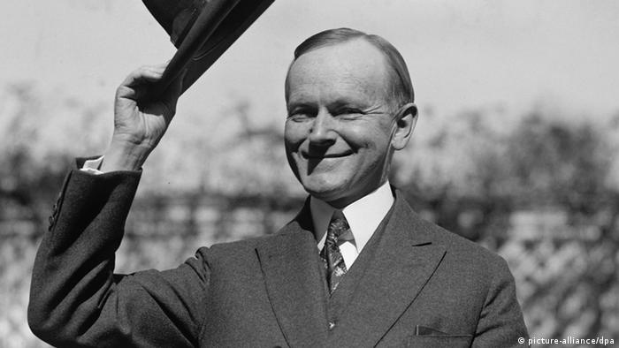 Calvin Coolidge USA