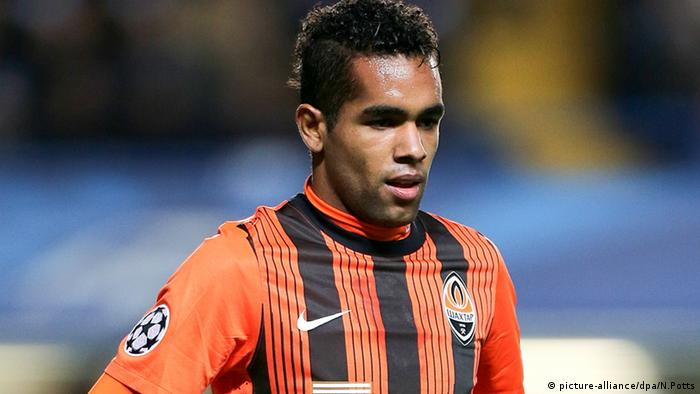 Santos Alex Teixeira Fußball (picture-alliance/dpa/N.Potts)