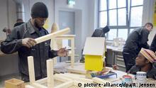 Bislang können anerkannte Flüchtlinge noch nicht von der guten Lage auf dem Arbeitsmarkt profitieren.
