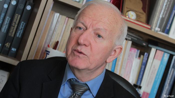 Verfassungsrechtler Prof.Dr. Ibrahim Kaboglu