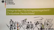 Infobroschüre für Flüchtlinge