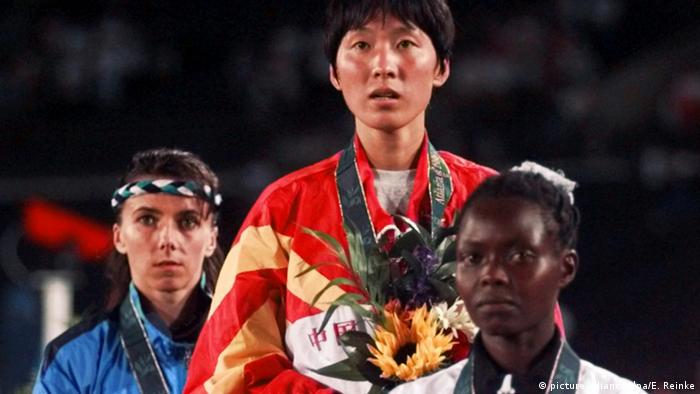 Atlanta Olympische Sommerspiele 5000 Meter Frauen