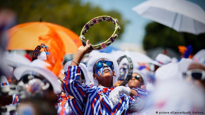 Karneval international Südafrika Kapstadt