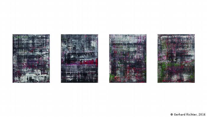 Birkenau-Bilder (Gerhard Richter, 2016)