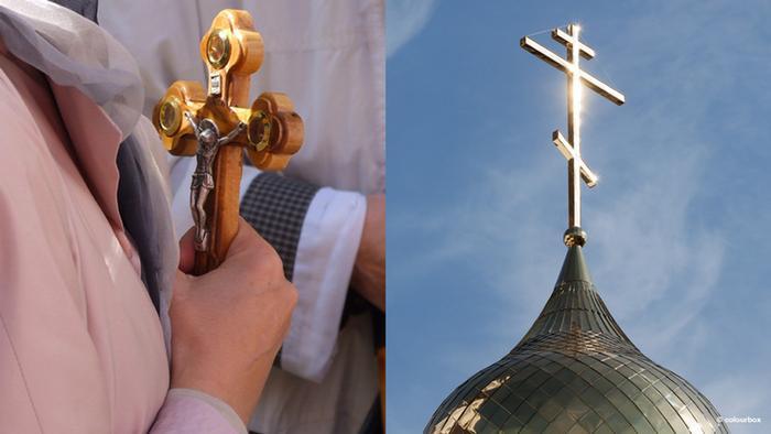 Historisches Treffen Papst Franziskus mit dem Moskauer Patriarchen Kirill