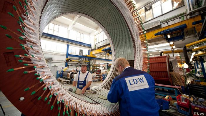 Bremer Lloyd-Dynamowerke