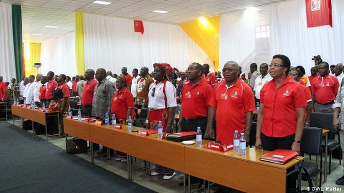 Comité Central da FRELIMO (2016)
